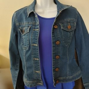 2016 Jean jacket by Parasuco